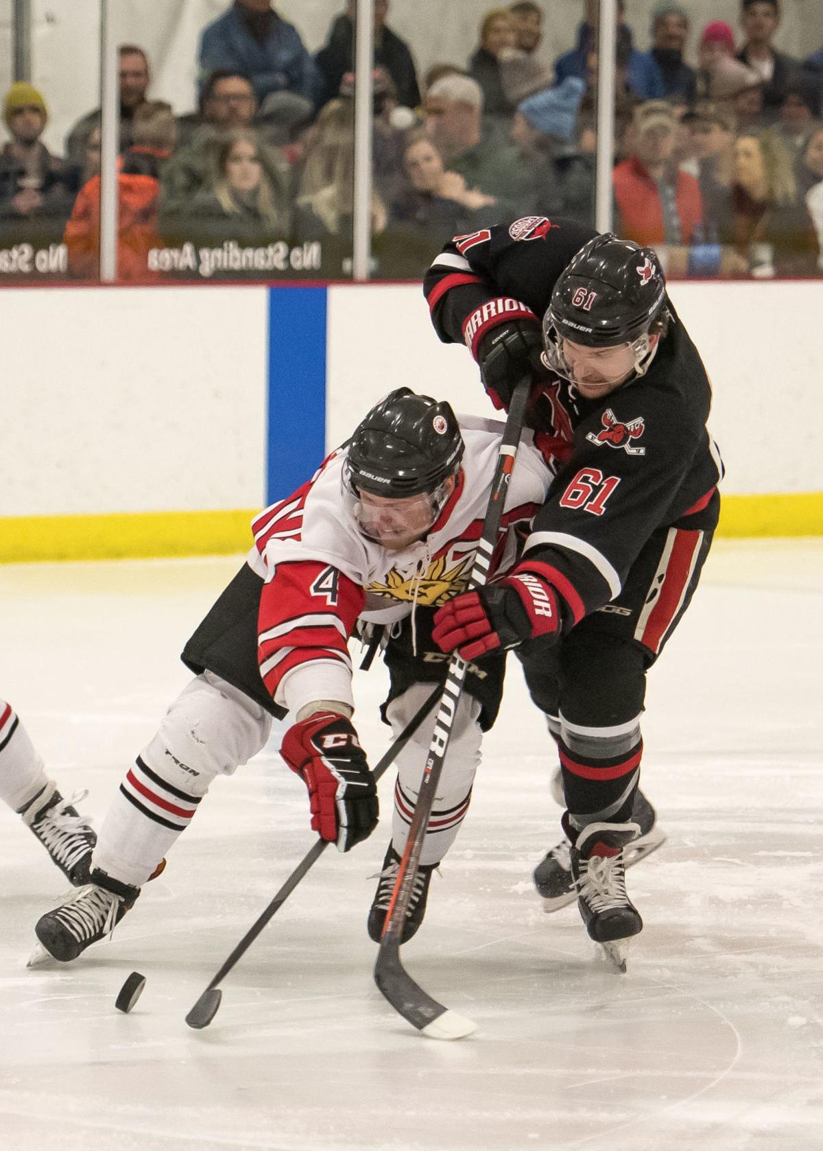 Moose hockey playoffs
