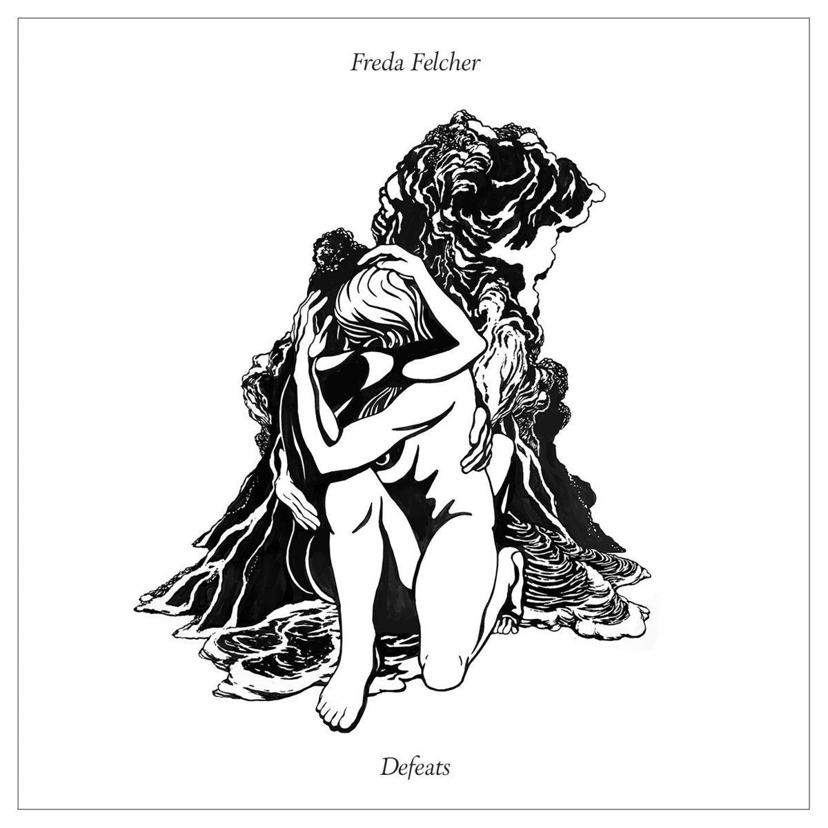 'Defeats' album art Freda Felcher