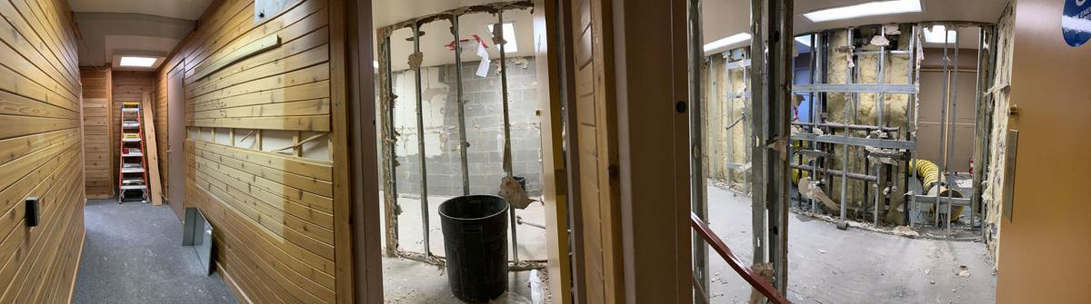 Jail renovations
