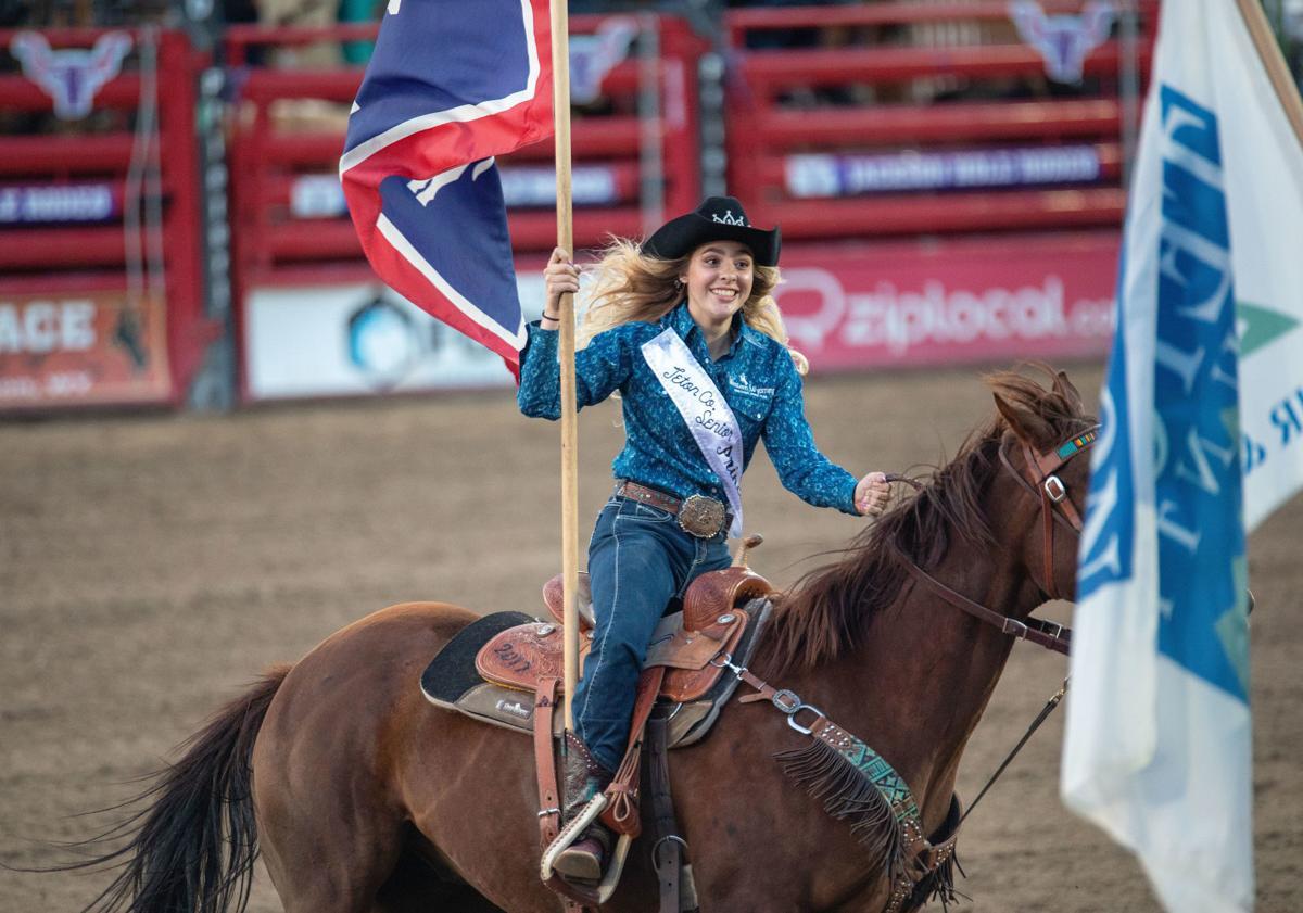 Teton County Rodeo Royalty