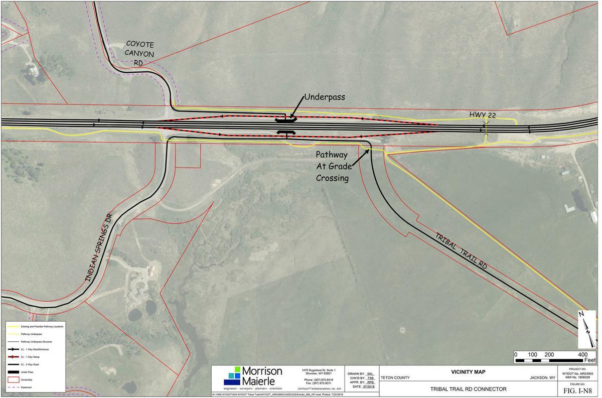 Tribal Trail proposal