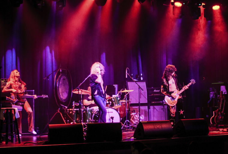 Cover Band Delivers A Whole Lotta Led Zeppelin Sound Music