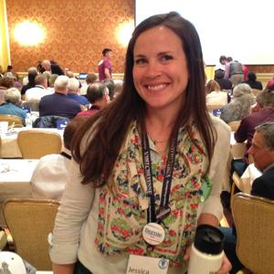 Jessica Chambers announces Town Council campaign