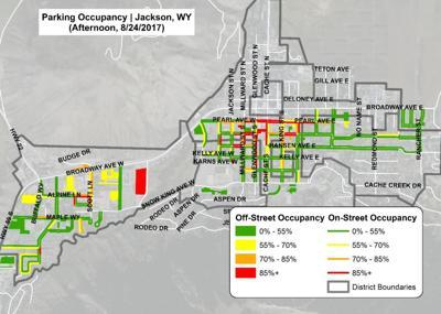 Jackson Wy Street Map Muldoon studies Aspen's parking fix | Town & County
