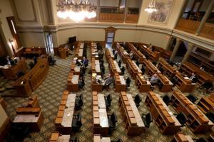 Wyoming Legislature eyes spring for full session