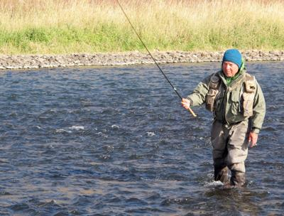 Yvon Chouinard Fly Fishing