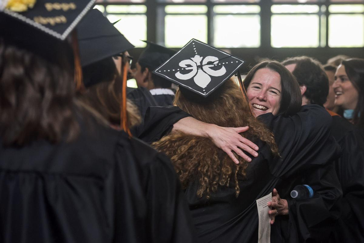Jackson Hole High School 2019 commencement ceremony