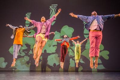 David Dorfman Dance (copy)
