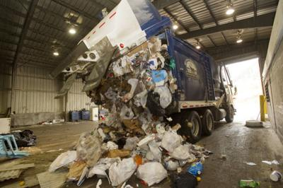 Teton County Trash Transfer Station