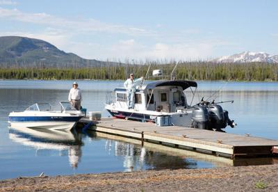 Yellowstone fishing concessionaire