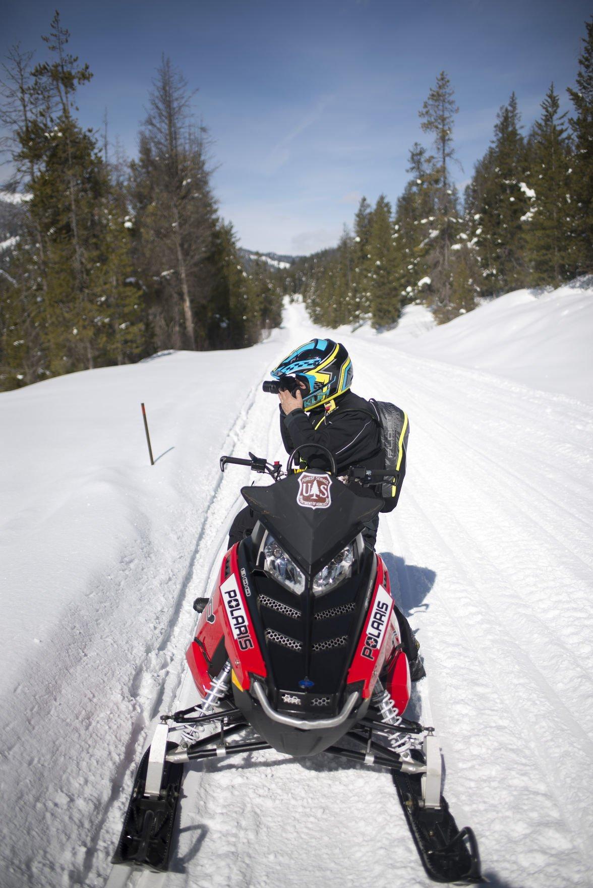 Bridger-Teton avalanche lab Comey