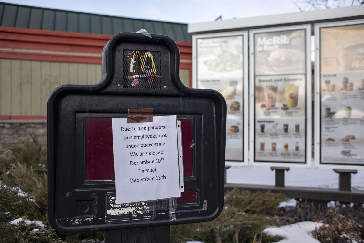 McDonald's closure