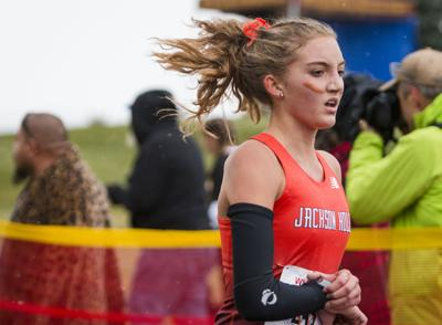 Wyoming State Cross Country meet
