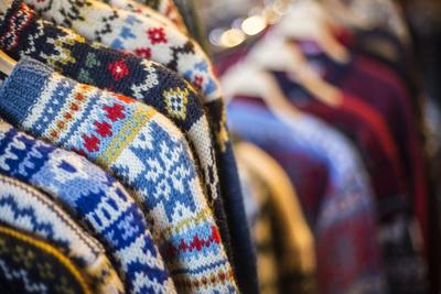 Vintage Norwegian sweater shop pops up again | The Hole