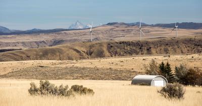 Horse Butte Wind Farm