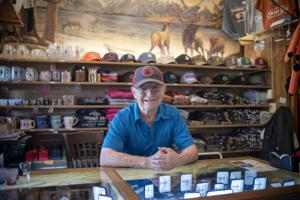 Cowboy Bar Gift Shop commemorates nights of fun