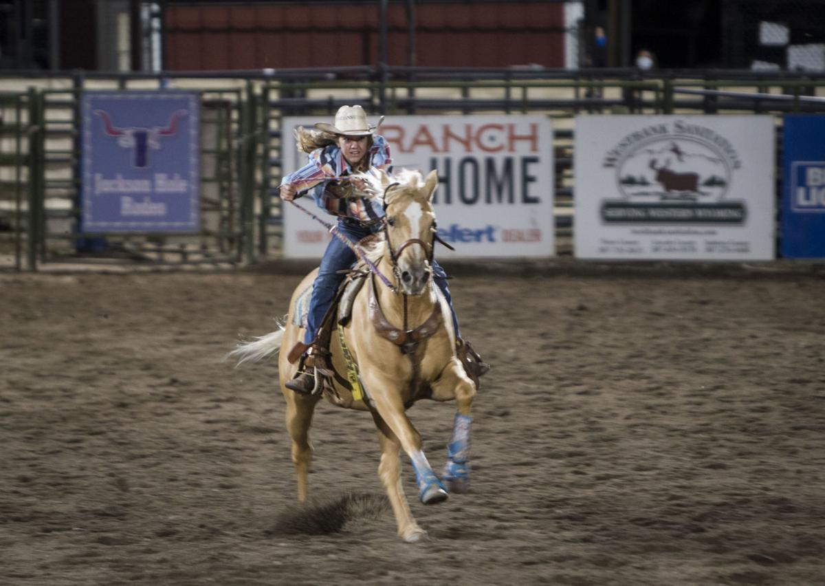 JH Rodeo honors Taytan Wing