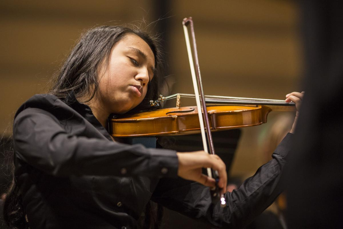 Wyoming State High School String Clinic