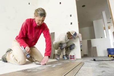 Women's Build Week