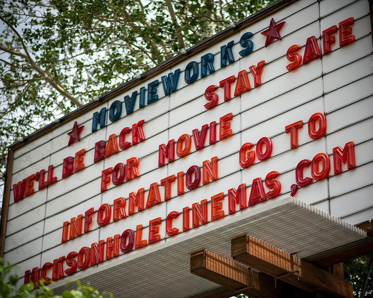 Movieworks marquee