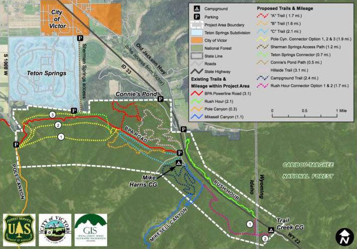 Will Stubbornness Sink Idaho Trails Project Mountainside