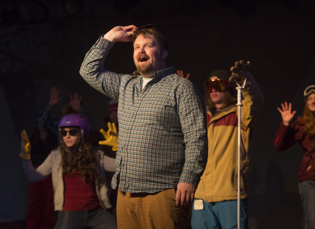 Andrew Munz at TedX Jackson Hole