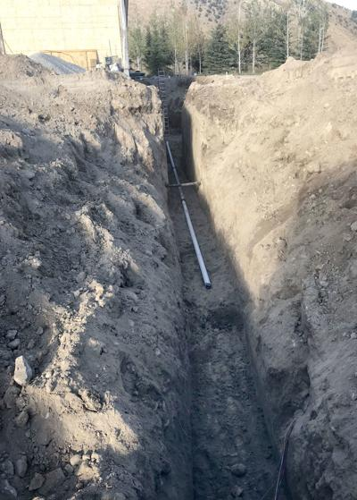 Trench collapse