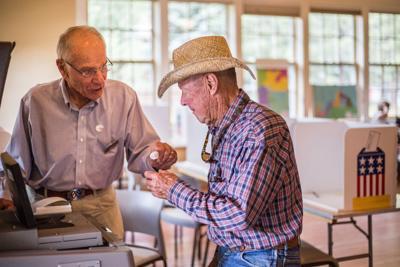 Election Volunteers