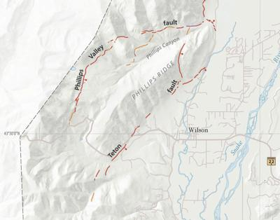 Geologists get a better look at longer Teton Fault | Environmental ...
