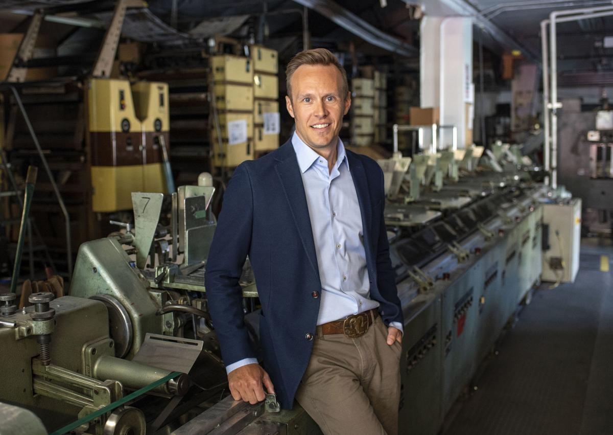Adam Meyer, COO of Teton Media Works
