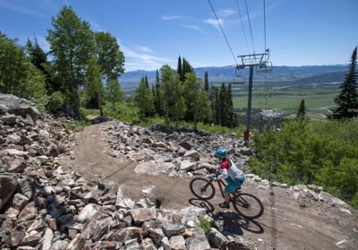 Solitoga bike trail