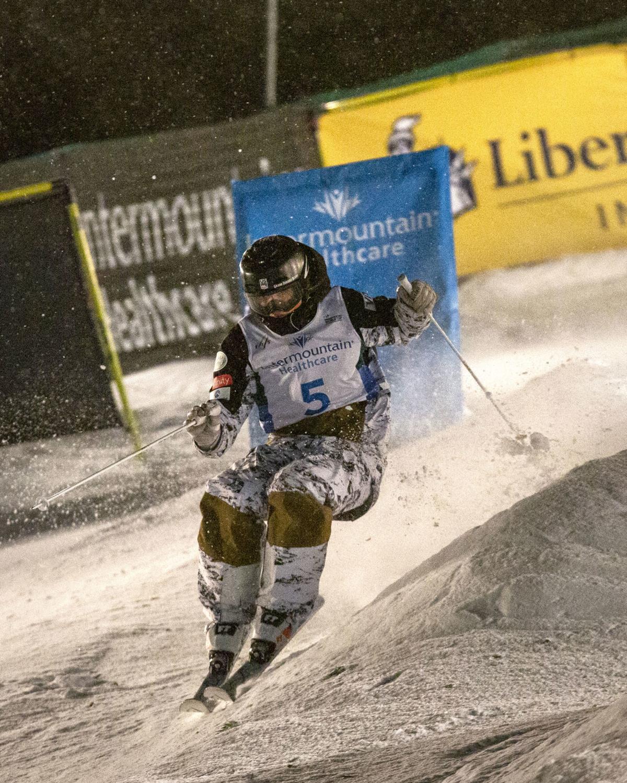 Jaelin Kauf FIS Freestyle Ski World Cup