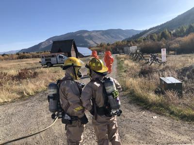 Karns Meadow gas leak