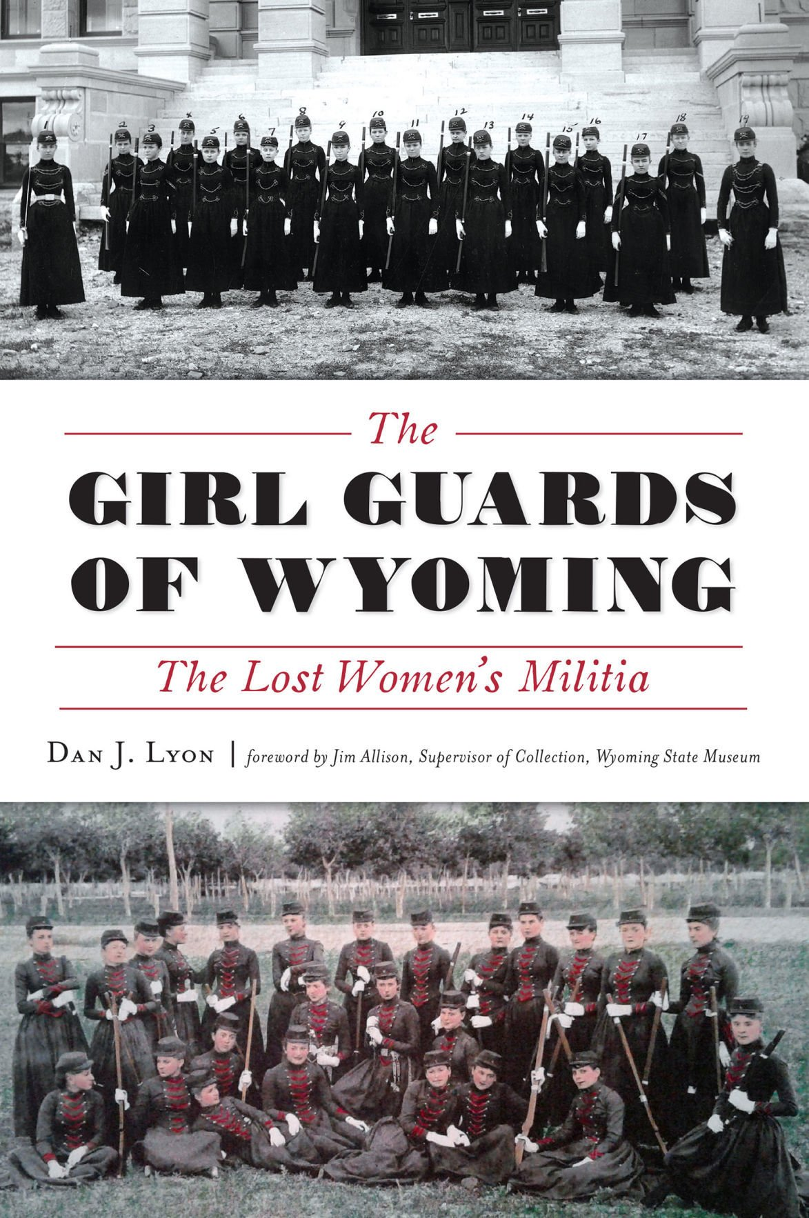 Girl Guards of Wyoming