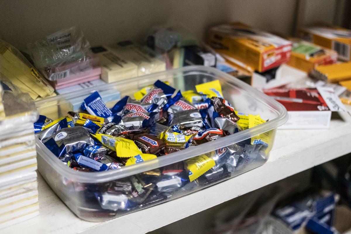 Chocolate drawer