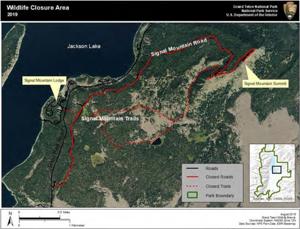 Signal Mountain bear closure drags on