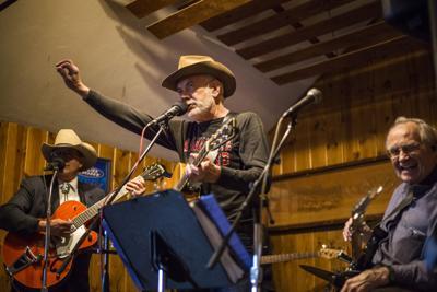 Stagecoach Band's 2,500th Sunday Church