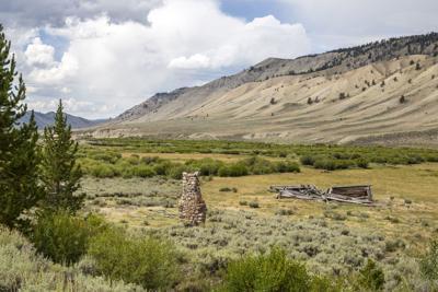 Upper Gros Ventre River Ranch