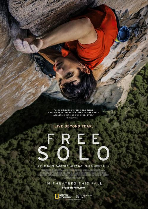 Free Solo' might scare even the best climbers | Film
