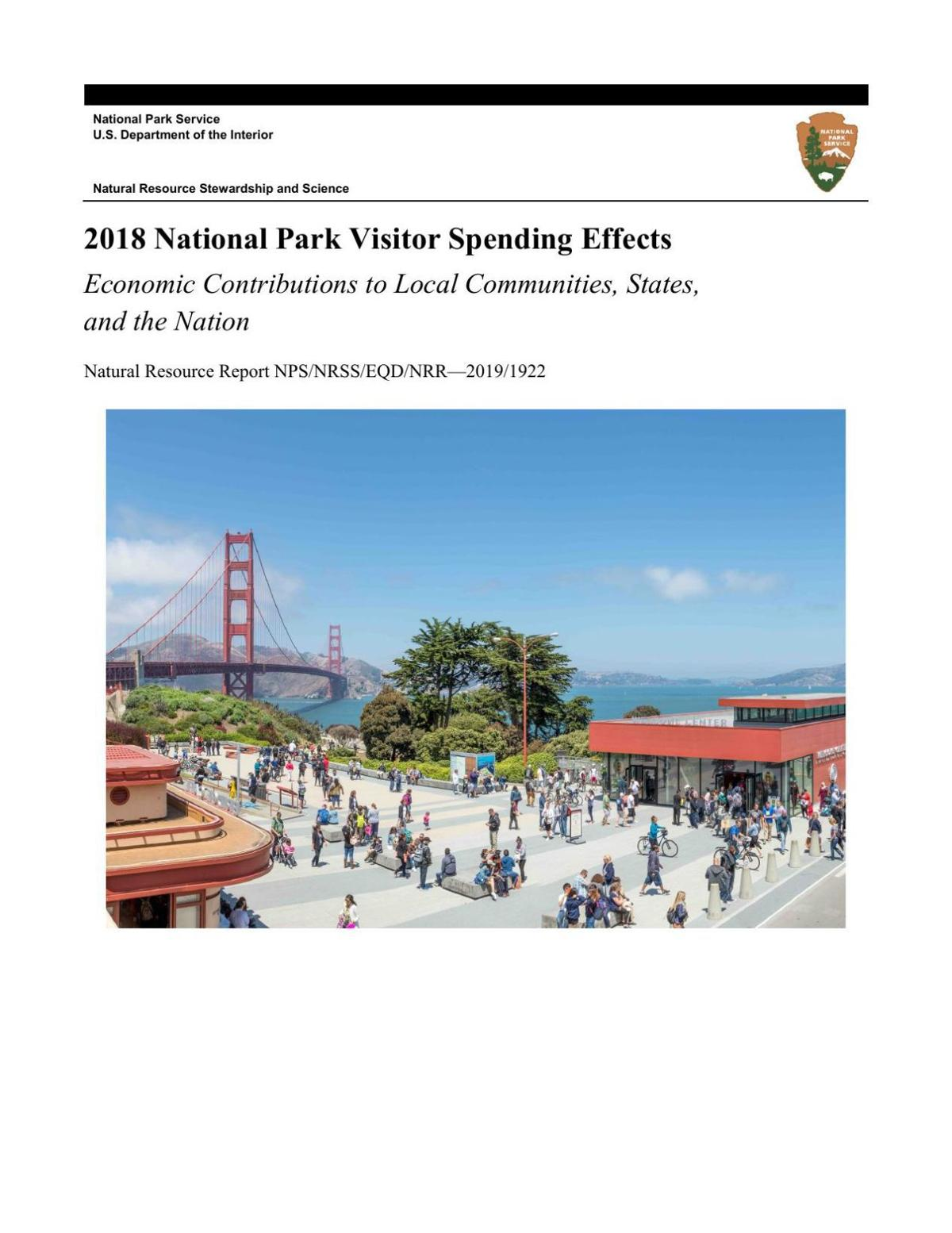 2018 Visitor Impact Report