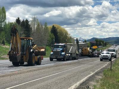 Summer road construction season is underway