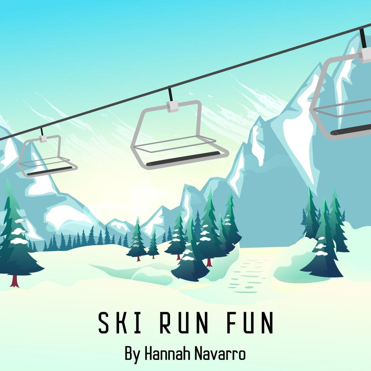 Ski Fun Run book cover