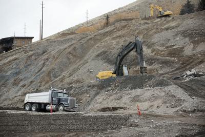 Budge Drive landslide stabilization