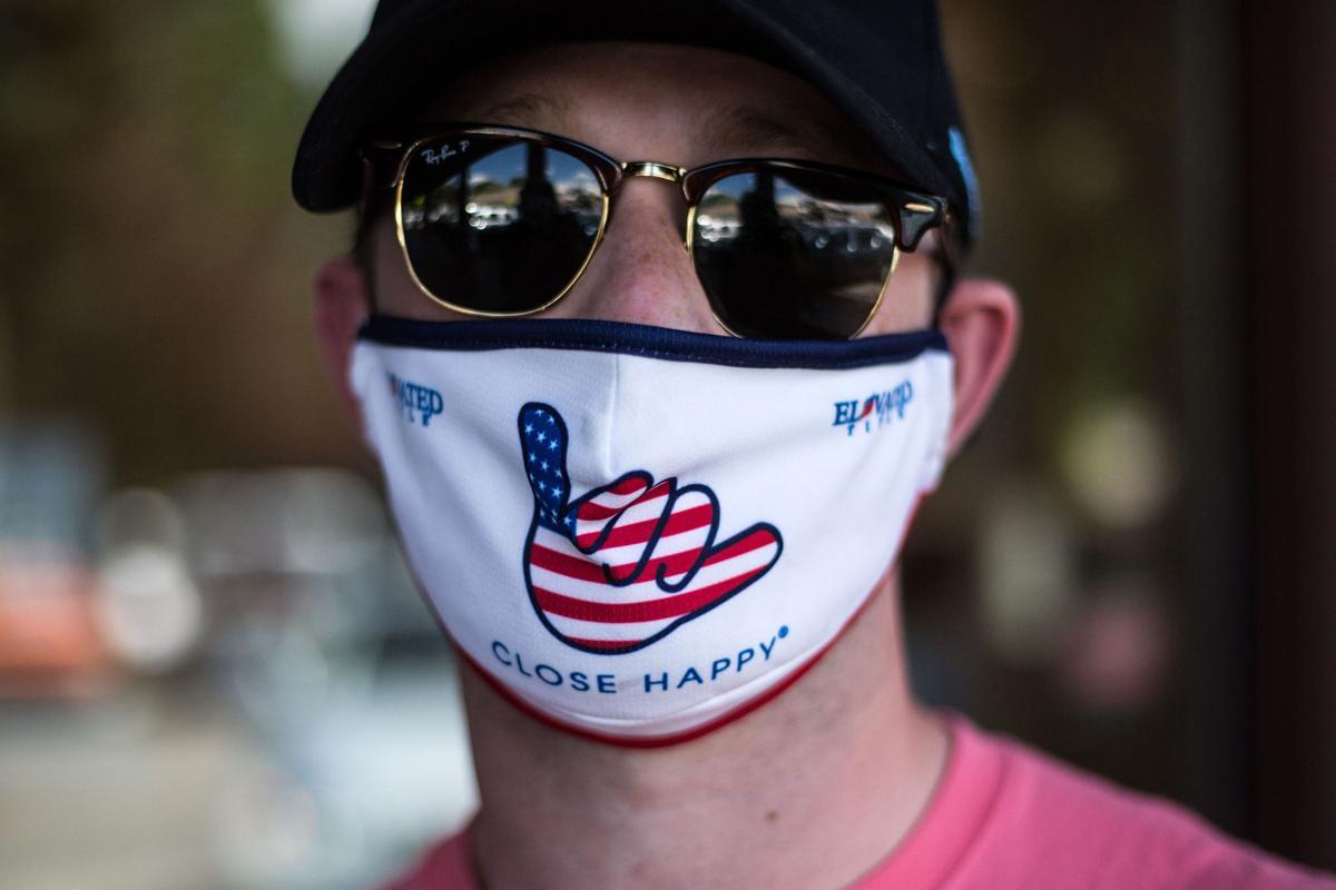 Town Square-masks