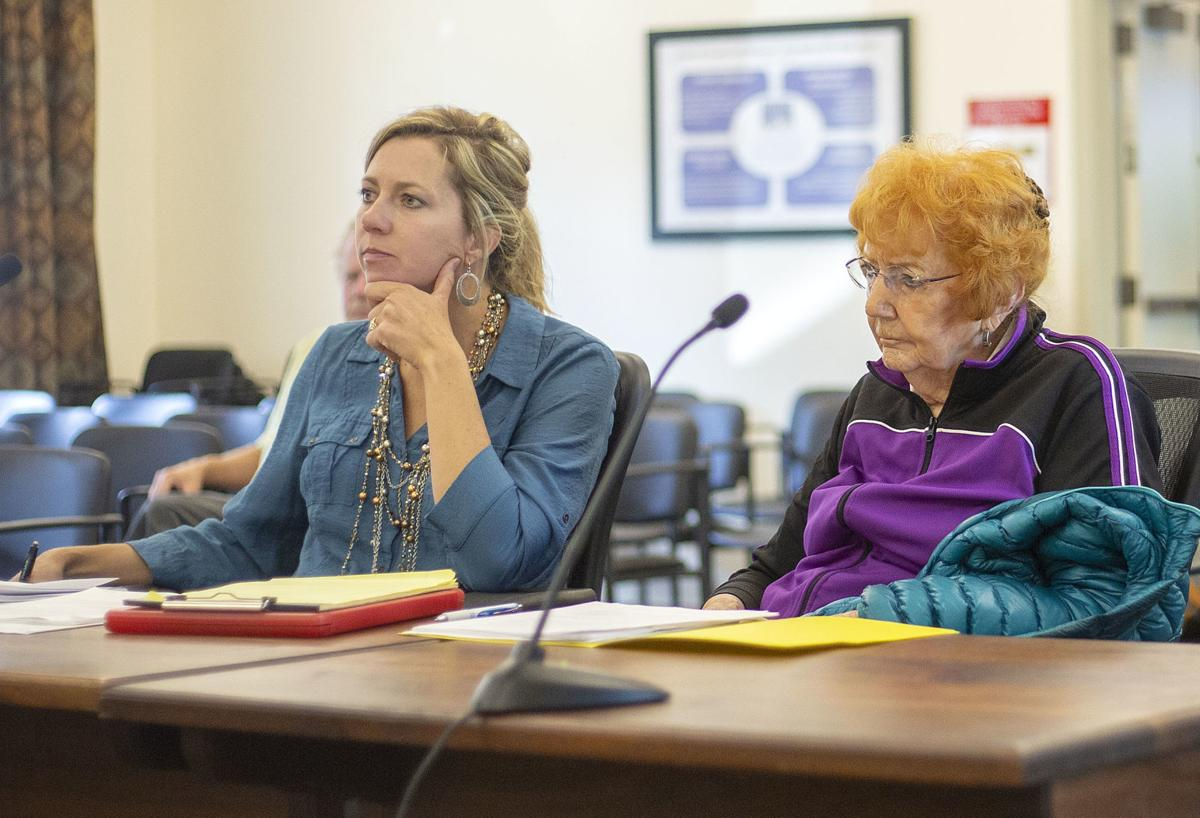 Budge property tax hearing