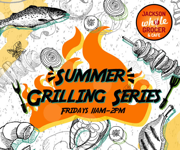 Summer Grilling Series 2019