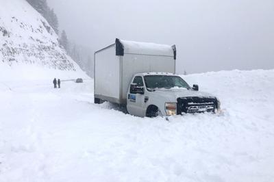 Glory Bowl avalanche