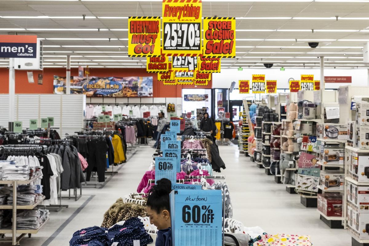 Kmart closing