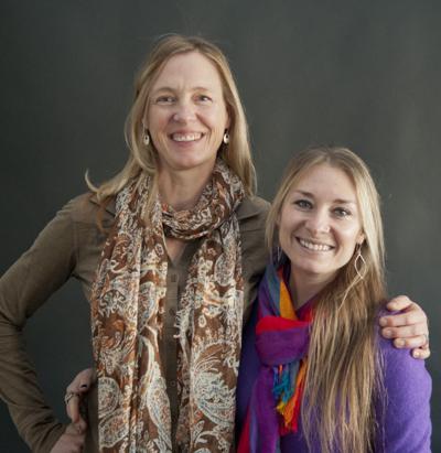 Renee Seidler and Lindsay Jones