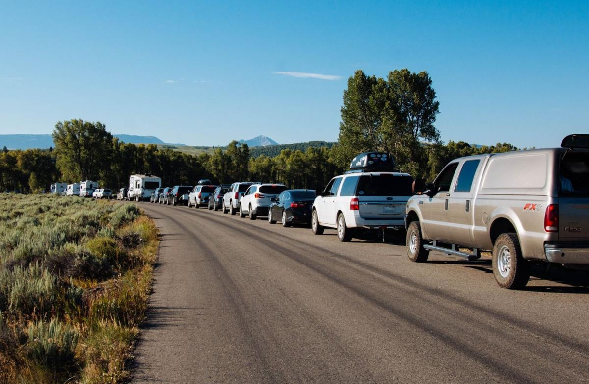 Grand Teton camping crush